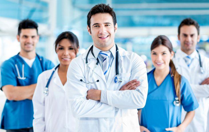medicos 1 731x462 - Irish Work Permit: agora é a vez dos médicos