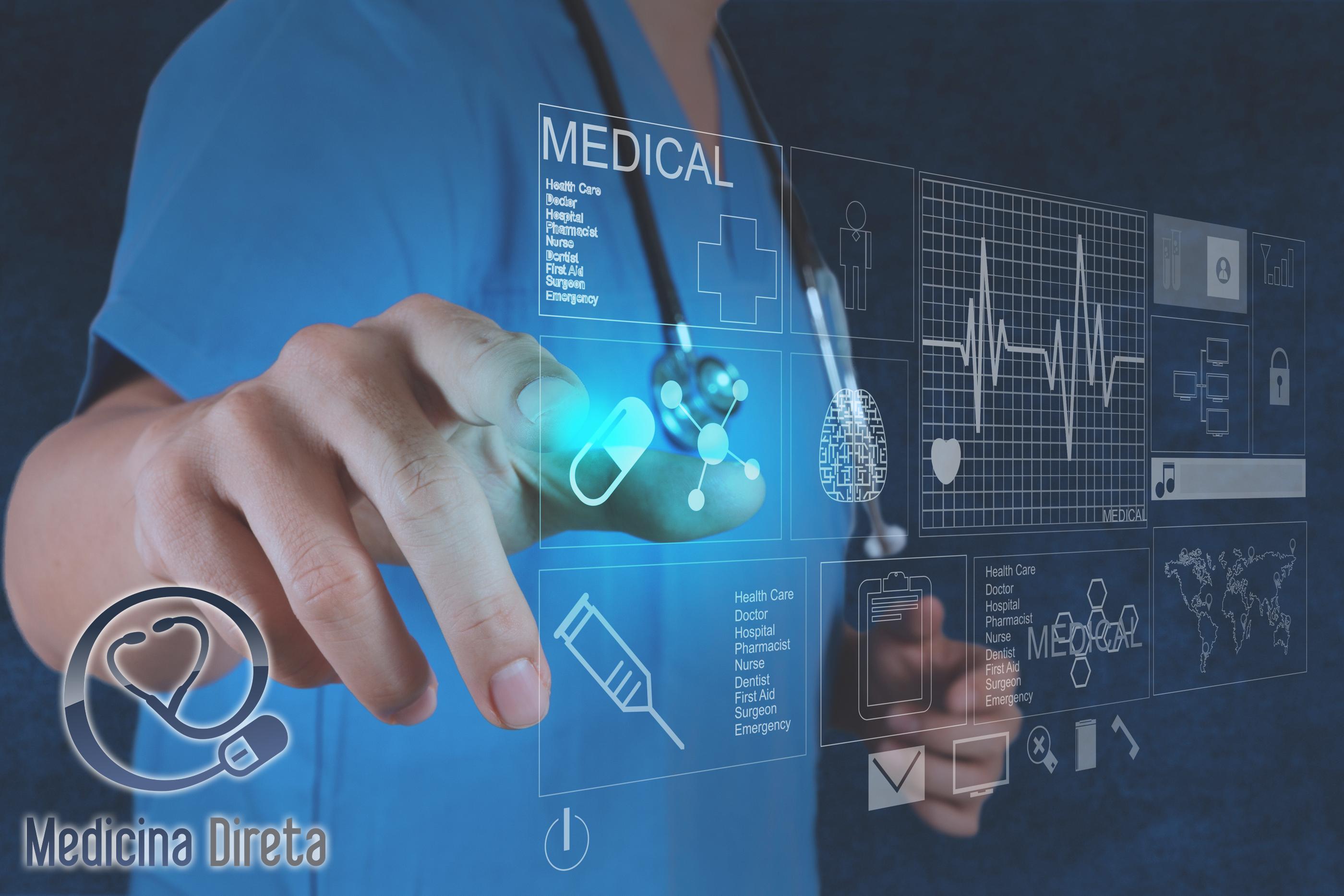 as 7 maiores inovações tecnológicas para Saúde em 2015 e para o futuro