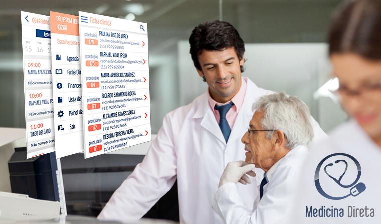 Sete exemplos de como a tecnologia pode facilitar a vida do médico