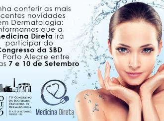 Anuncio Medicina Direta CBD 2016 330x244 - A Medicina Direta irá participar do Congresso da SBD em Porto Alegre entre os dias 7 e 10 de Setembro