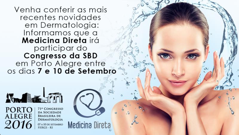 Anuncio Medicina Direta CBD 2016 800x453 - A Medicina Direta irá participar do Congresso da SBD em Porto Alegre entre os dias 7 e 10 de Setembro