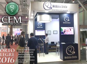 Arte de Marketing para Medicina Direta Facebook Congresso ABD 2016 330x244 - Começa o 71º Congresso Brasileiro de Dermatologia