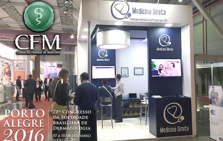 Arte de Marketing para Medicina Direta Facebook Congresso ABD 2016 731x462 - Começa o 71º Congresso Brasileiro de Dermatologia