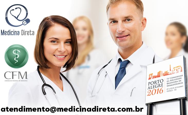Arte medicina Direta Congresso SBD Porto Alegre 2016 3 731x447 - Agende uma apresentação do prontuário eletrônico da Medicina Direta Certificado pelo CFM durante o Congresso da SBD em Porto Alegre