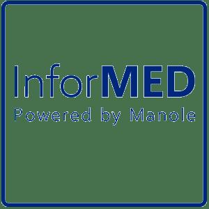 O único a disponibilizar o InforMED