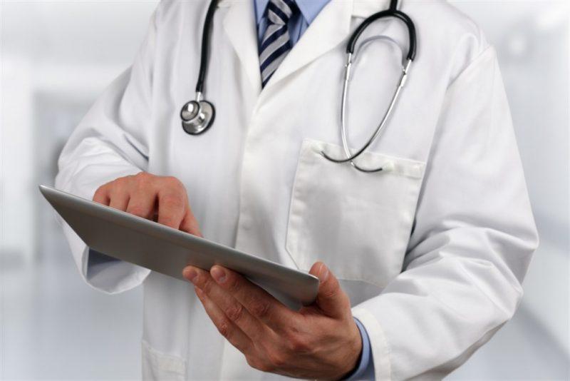 Prontuário eletrônico 1024x683 800x534 - 5 impactos do prontuário eletrônico no consultório médico