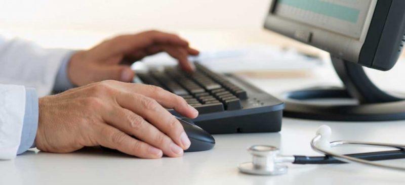 prontuario eletronico 1024x468 800x366 - Utilize a tecnologia em seu consultório: aproveite todos os recursos de um prontuário eletrônico a seu favor