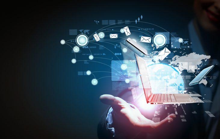 tecnologia 731x462 - 4 passos para sua clínica marcar presença na web
