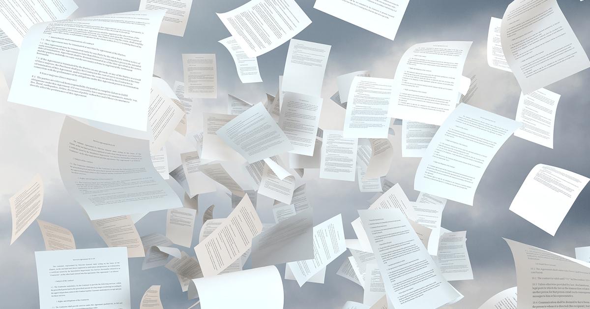 Como o papel é o vilão dos consultórios na busca por eficiência